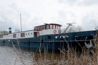 Your traditional Dutch barge - boat II