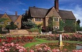 Mallory Court Hotel - Day 1 of our 'From a castle and the Cotswolds' bicycle vacation