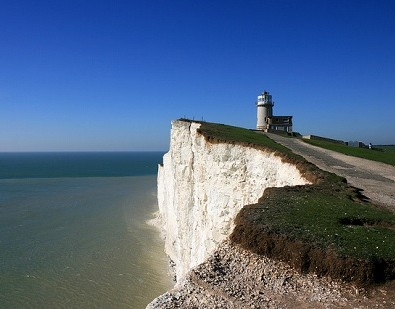 Belle Tout B&B - stay here on our walking holidays on the South Downs