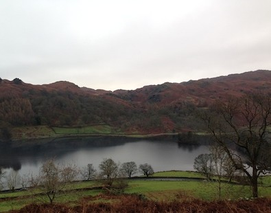 River Rothay in the Lake District - walk the Coffin Trail with us around this water and discover the home of William Wordsworth