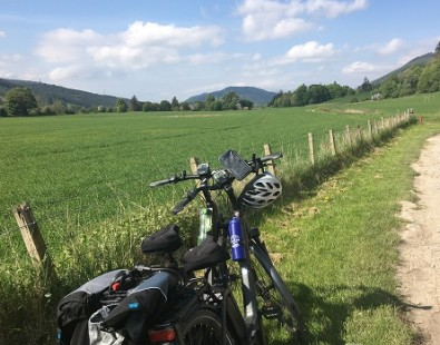 E bikes are a great way to see Scotland
