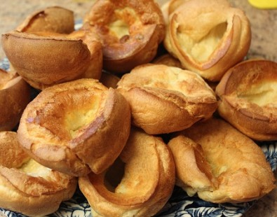 Yorkshire pudding can be sampled on our coast to coast walking tour from the Lake District to Yorkshire