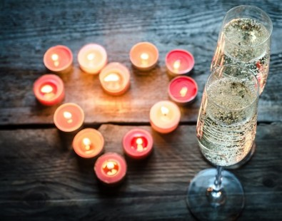 candles add a bit of sparkle to our winter walking holidays which combine history and culture with gentle walking and cosy boutique hotel stays