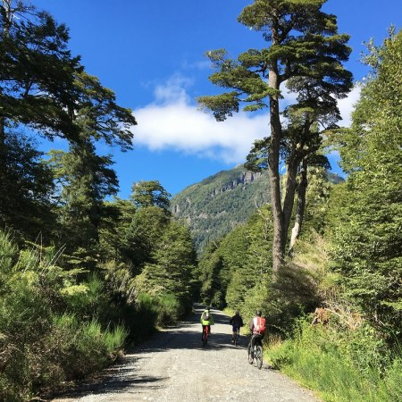 The crossing of the Andes cycling holiday | The Carter Company