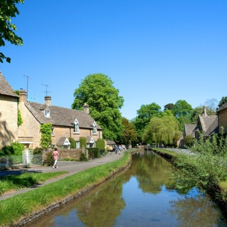 Explore authentic Cotswold towns on The Carter Company's walking tour 'Riverside rambling to the Cotswolds'