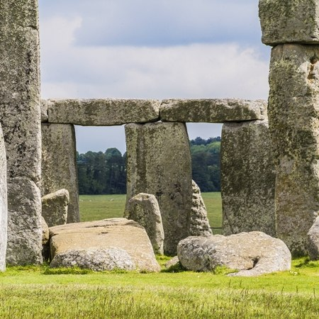 Stonehenge - pay a visit to the site with a Carter Company cycling holiday