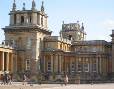 Cycle to Blenheim Palace from Oxford