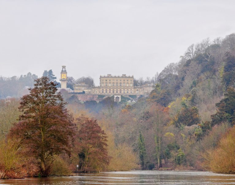 Cliveden, a country house hotel in Berkshire, which you can visit on a Carter Company walking holiday along the Thames