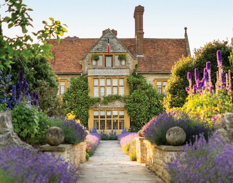 Le Manoir aux Quat'Saisons, one of the best hotels to stay at on a walking or cycling holiday in the Cotswolds