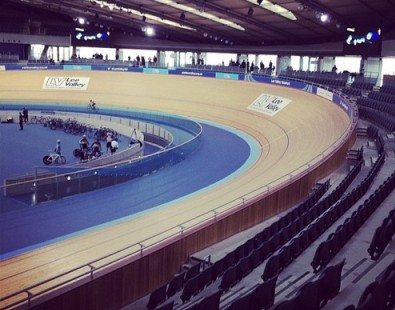 The Lee Valley VeloPark Velodrome - a Carter Company review