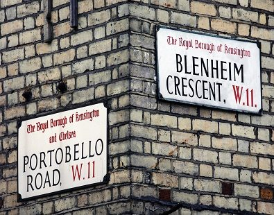 London street names - explore London on our pedal bike tours and uk walking holidays